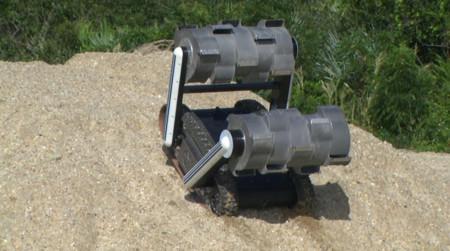 NASA mining robots