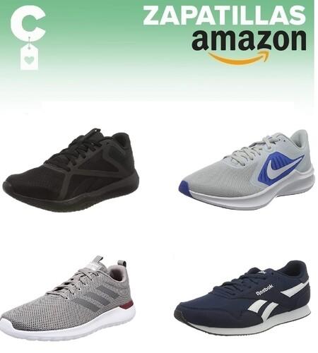 Chollos en tallas sueltas de zapatillas Nike, Reebok o Adidas en Amazon por 40 euros o menos