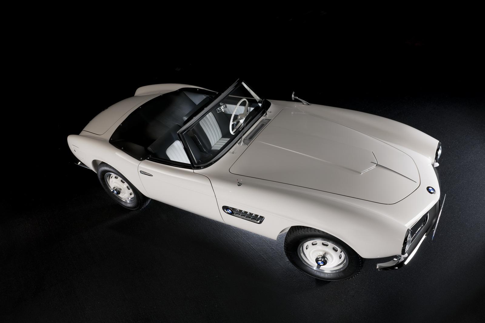 Foto de BMW 507 de Elvis Presley (102/121)