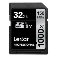Oferta flash en Amazon: Lexar Professional (UHS-II) de 32 Gb por sólo 20,90 euros