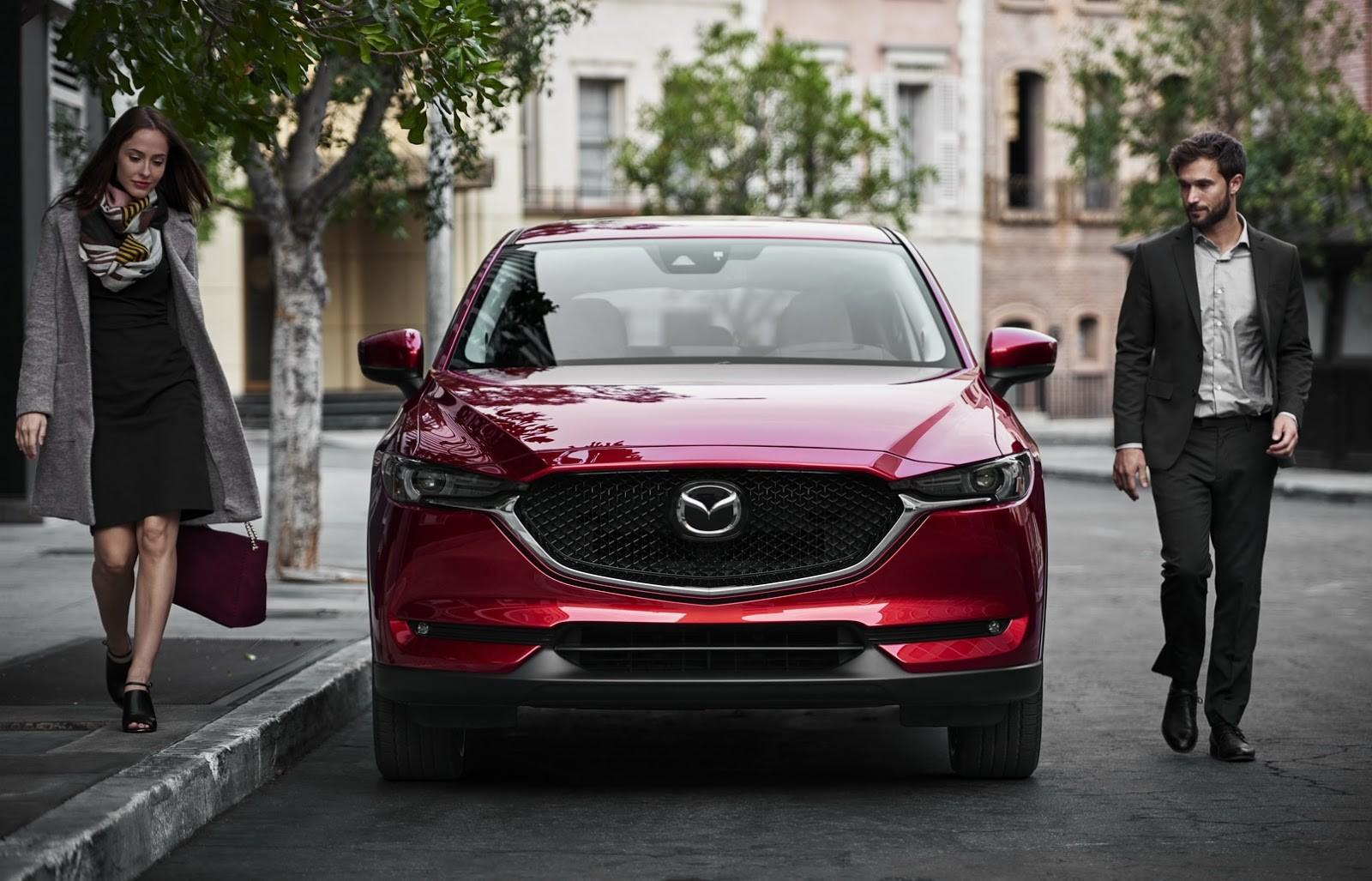 Foto de Mazda CX-5 2018 (10/39)