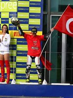 Supersport Francia 2010: Kenan Sofuoglu, campeón del mundo de Supersport