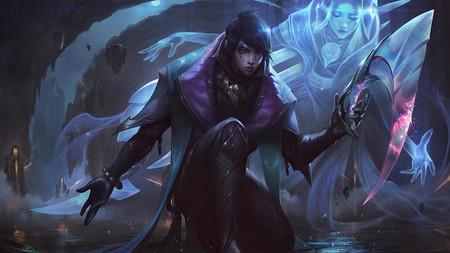 Así es Aphelios, el nuevo personaje de League of Legends que cuenta con cinco armas diferentes