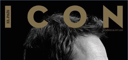 Michael Fassbender de perfil en la portada de Icon El País