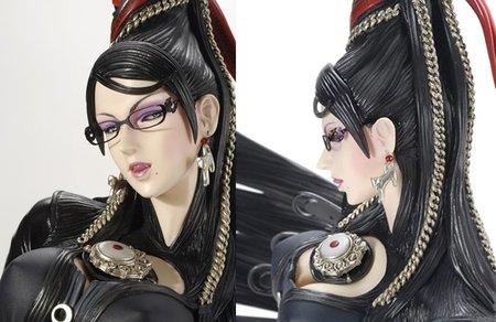 La espectacular figura de 500 dólares de 'Bayonetta'. Todo curvas