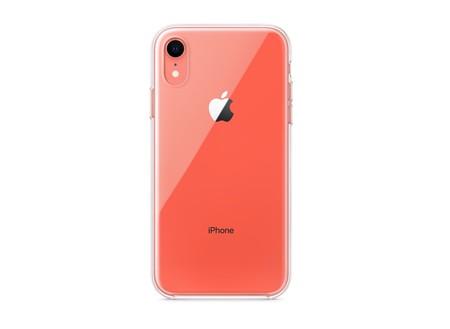 La noticia no es que Apple haya lanzado una funda transparente para el iPhone XR, sino que costará 899 pesos en México