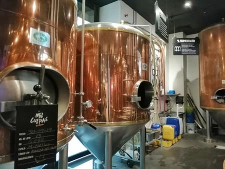 Fábrica cerveza