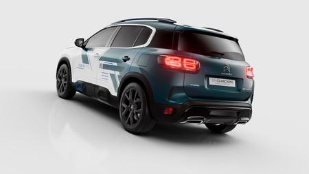 Citroën adelanta el C5 Aircross Hybrid en forma de prototipo: 225 CV y 50 km de autonomía eléctrica