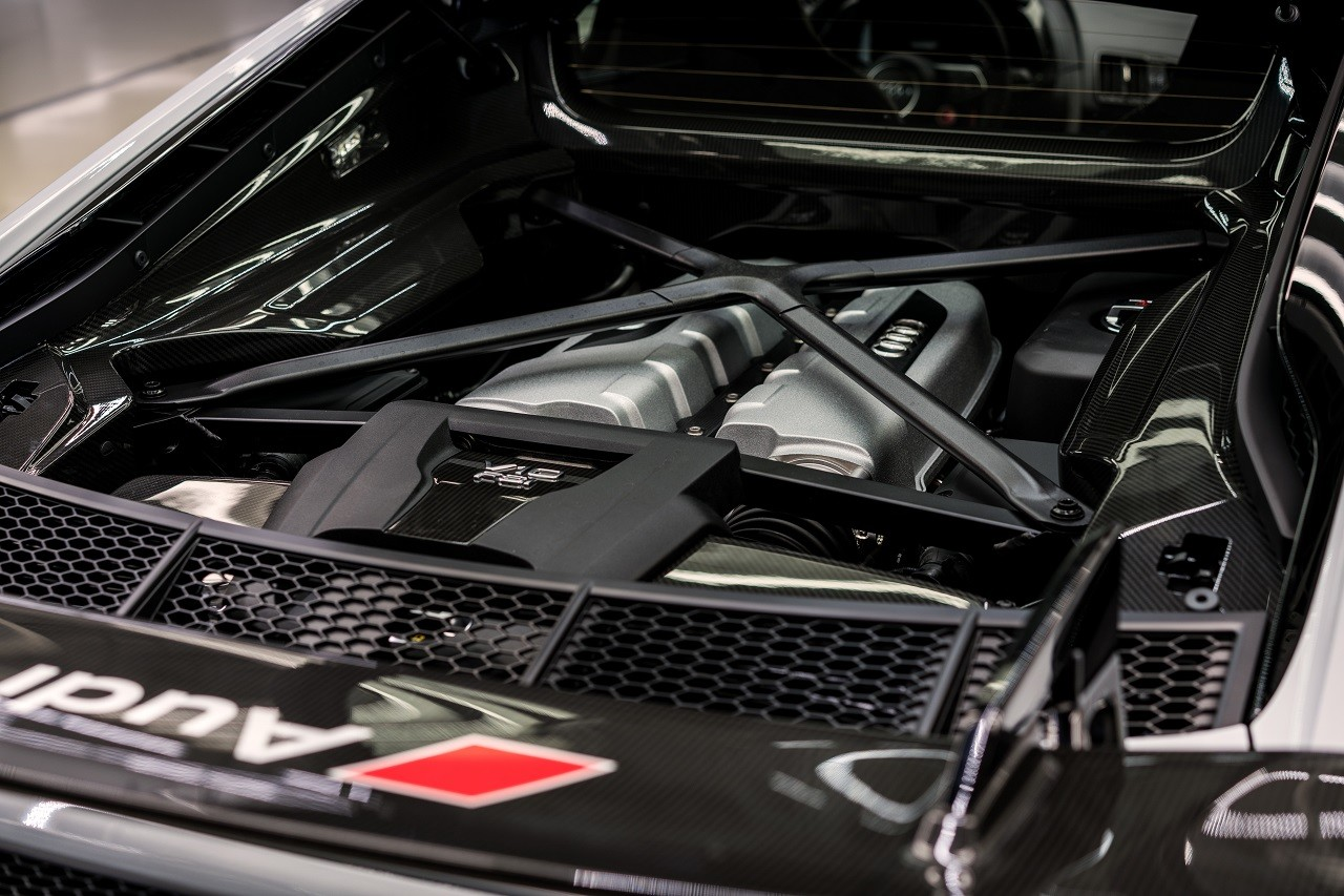 Foto de Audi R8 V10 Plus Coupé Competition Package (6/12)