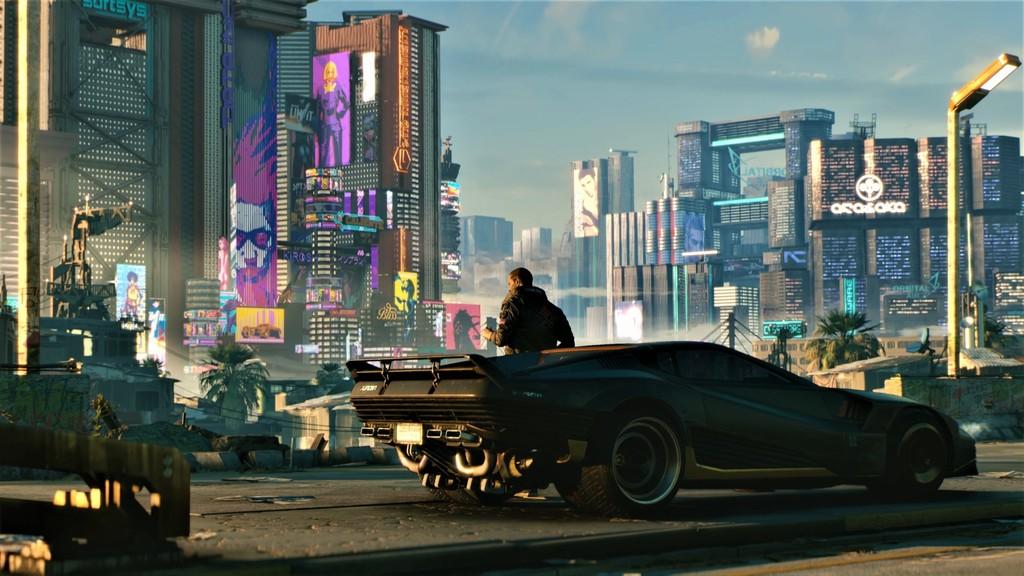 Cyberpunk 2077 saldrá poco después que Half-Life: Alyx, pero eso a CD Projekt no le preocupa
