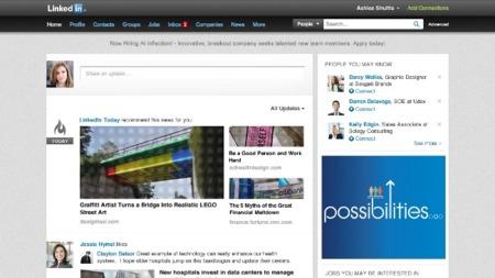LinkedIn se muestra más limpio y moderno con su nuevo diseño