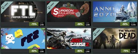 Jugador de PC esconde tu cartera, ya están aquí las rebajas de Steam