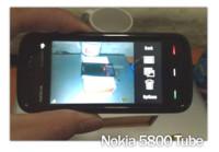 Nokia 5800 XpressMedia, también conocido como Tube