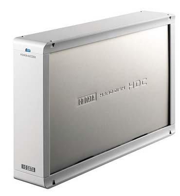Disco duro externo de IO-DATA con SATA y MiniUSB