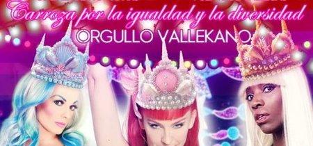 """No han invitado a """"una drag queen"""" a la cabalgata de Vallecas. Han invitado a La Realeza de las drag queens"""