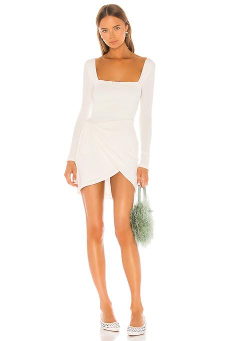 Vestido Blanco Verano 2019 04