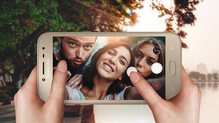 Samsung Galaxy J2 Pro 2018: flash frontal para mantenerse en la pelea de los smartphones más básicos