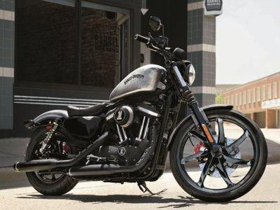 La Harley-Davidson Iron 883, ahora con escapes Screamin'Eagle de regalo