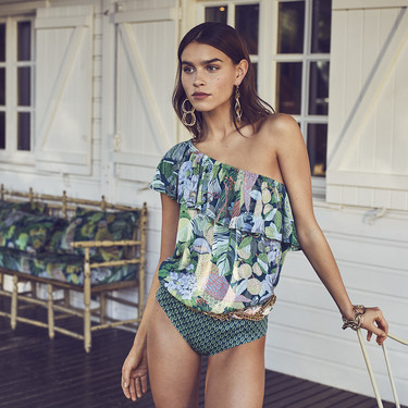 Women' Secret nos hace soñar con el verano gracias a su nueva colección con la mítica marca de tejidos Gastón y Daniel