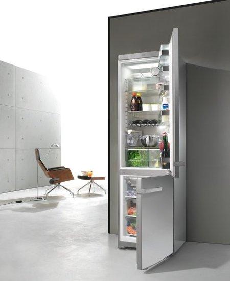 nuevo frigorífico Míele 75cm de ancho