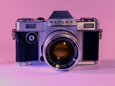'Reflex', el proyecto que quiere poner en el mercado la primera cámara SLR de 35 mm en 25 años