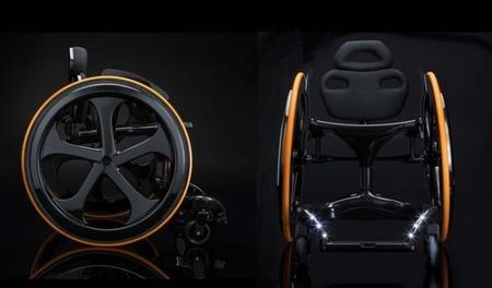 Carbon Black, ¿la silla de ruedas más genial que se haya inventado?