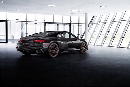 Audi R8 Rwd Panther Edition 5