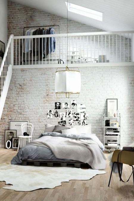 Dormitorio Ladrillopintado