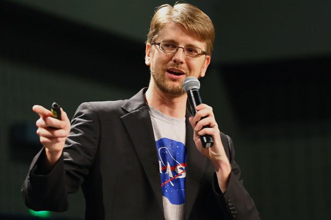 Apple ficha al experto en realidad aumentada de la NASA Jeff Norris