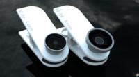 Mobi Lens, dos lentes para cambiar la óptica de tu smartphone buscan financiación