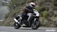 Honda CBR500R, prueba (características y curiosidades)
