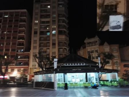 Noche Huawei