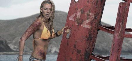 'Infierno azul', tráiler de un thriller que enfrenta a Blake Lively contra un tiburón
