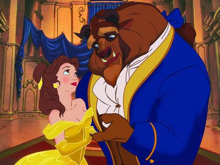 Las mejores películas infantiles: 'La Bella y la Bestia'