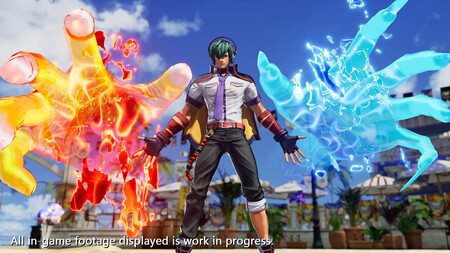 The King Of Fighters Xv Screen 6