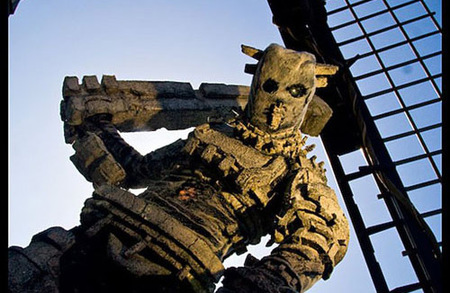 'Shadow of the Colossus', ¿alguien se atreve con un cosplay así?