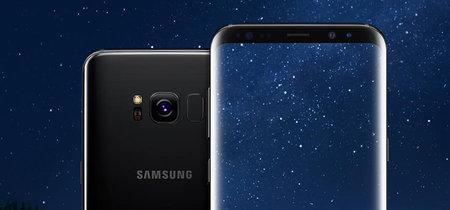 Samsung Galaxy S8 Plus a su precio más bajo en eBay: 436,99 euros y envío gratis