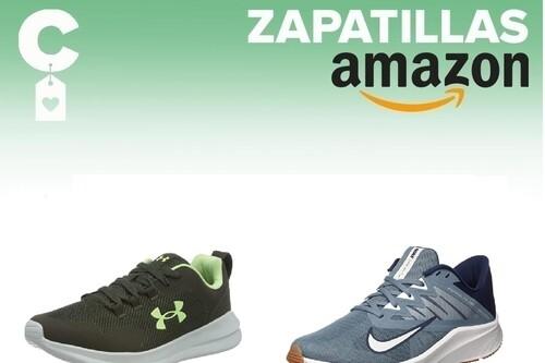 Chollos en tallas sueltas de zapatillas New Balance, Under Armour, Nike o Adidas en Amazon