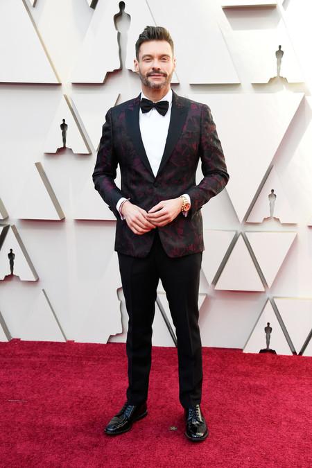 Ryan Seacrest 91st Annual Academy Awards Arrivalsx