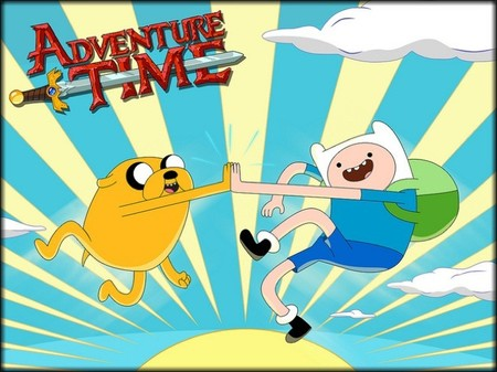 La serie de televisión Hora de Aventuras tiene su propio cómic