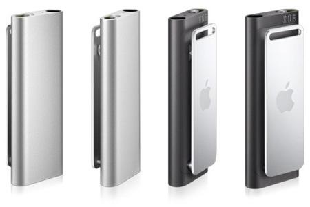 Apple venderá un adaptador para poder usar cualquier auricular con el nuevo iPod shuffle