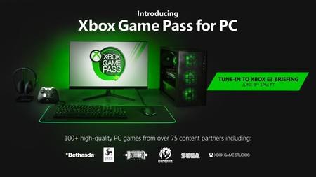Xbox Game Pass es anunciado para PC y contará con un catálogo inicial formado por más de 100 videojuegos