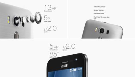 Asus Zenfone 2 Laser Info