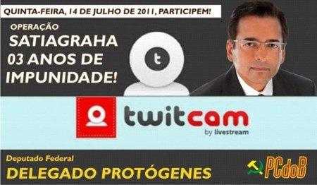 Anonymous en Brasil