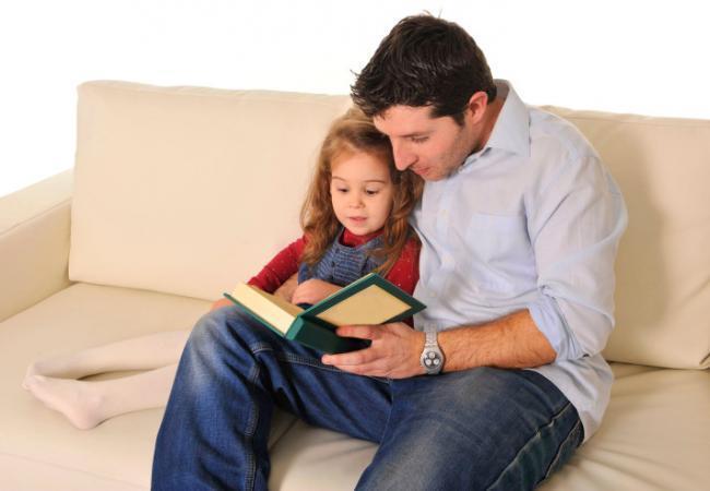 Tres buenas razones por las que los pap s deber an leer - Leer la mano hijos ...