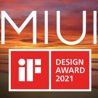 MIUI se lleva hasta cinco premios en los iF Design Award 2021