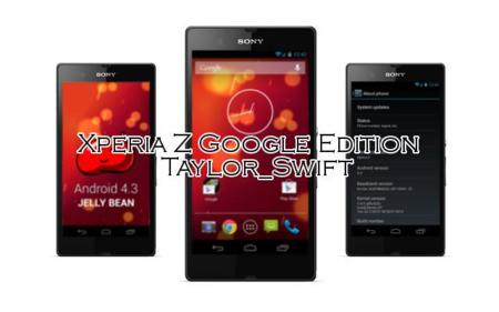 Disponible port Android 4.3 Google Edition para Xperia Z