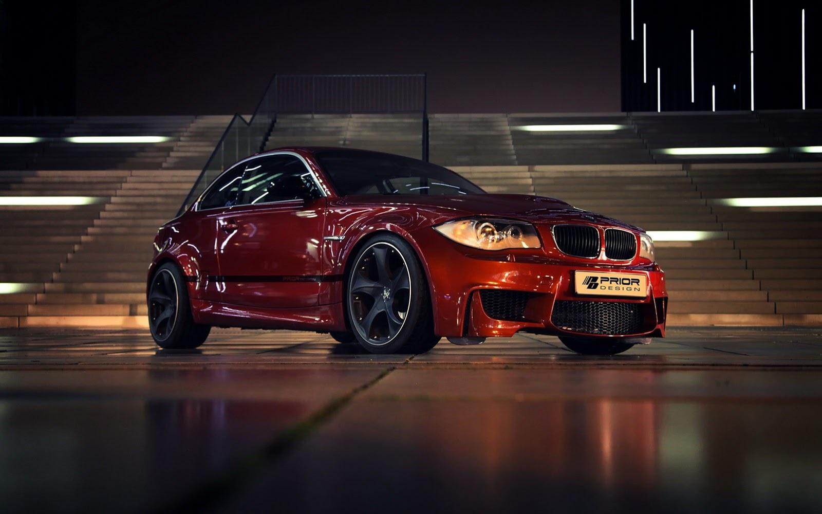 Foto de Prior Design BMW Serie 1 Coupé (13/27)