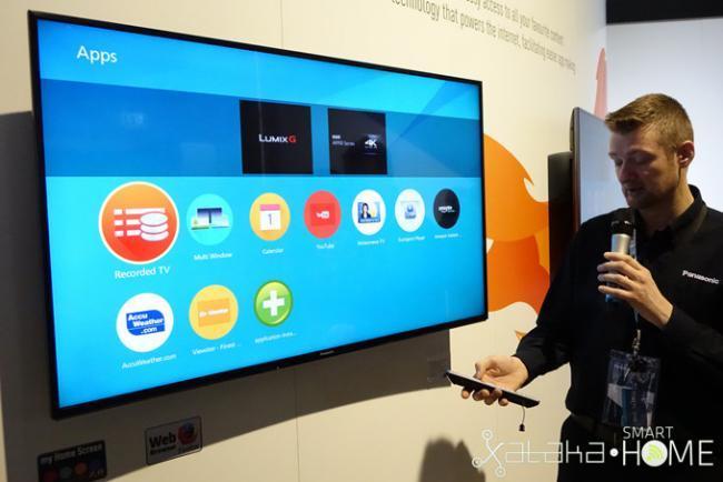 Esto es lo que aporta Firefox OS a las nuevas teles UHD de Panasonic