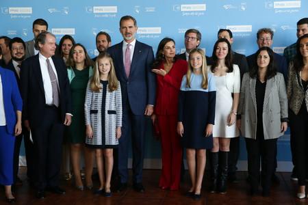 Reina Letizia Fundacion Princesa De Girona 1